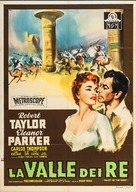 Valley of the Kings - Italian Movie Poster (xs thumbnail)