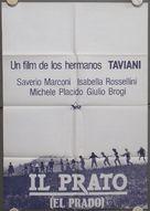 Il prato - Spanish Movie Poster (xs thumbnail)