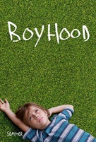 Boyhood - German Movie Poster (xs thumbnail)