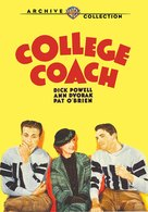 College Coach - Movie Cover (xs thumbnail)