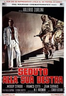 Seduto alla sua destra - Italian Movie Poster (xs thumbnail)