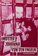 Matka Joanna od aniolów - German Movie Poster (xs thumbnail)