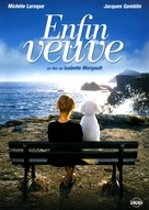 Enfin veuve - French Movie Cover (xs thumbnail)
