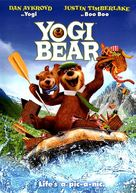Yogi Bear - DVD cover (xs thumbnail)
