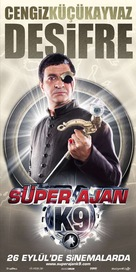 Superajan K9 - Turkish Movie Poster (xs thumbnail)