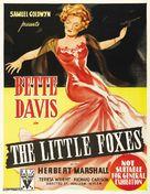 The Little Foxes - Australian Movie Poster (xs thumbnail)