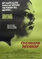 The Sentinel - Swedish Movie Poster (xs thumbnail)