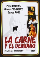 The Flesh and the Fiends - Spanish Movie Cover (xs thumbnail)