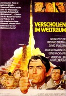 Marooned - German Movie Poster (xs thumbnail)