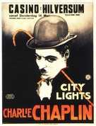 City Lights - Dutch Movie Poster (xs thumbnail)