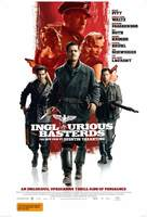 Inglourious Basterds - Australian Movie Poster (xs thumbnail)