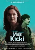 Miss Kicki - Danish Movie Poster (xs thumbnail)