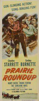Prairie Roundup - Movie Poster (xs thumbnail)