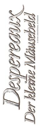The Tale of Despereaux - German Logo (xs thumbnail)