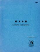 """""""M*A*S*H"""" - poster (xs thumbnail)"""