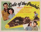 Code of the Prairie - Movie Poster (xs thumbnail)
