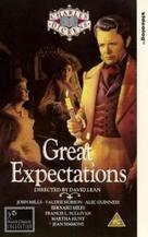 Great Expectations - British VHS cover (xs thumbnail)