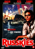 Russkies - Dutch DVD cover (xs thumbnail)