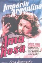 Ama Rosa - Spanish Movie Poster (xs thumbnail)