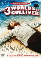 The 3 Worlds of Gulliver - Movie Cover (xs thumbnail)
