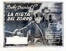 Señorita - Spanish Movie Poster (xs thumbnail)