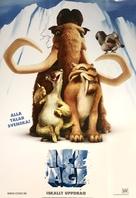 Ice Age - Swedish Movie Poster (xs thumbnail)