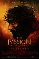 The Passion of the Christ - Belgian Movie Poster (xs thumbnail)