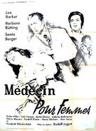 Frauenarzt Dr. Sibelius - French Movie Poster (xs thumbnail)