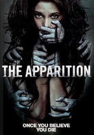 The Apparition - DVD cover (xs thumbnail)
