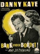 Knock on Wood - Danish Movie Poster (xs thumbnail)