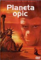 Planet of the Apes - Czech Movie Cover (xs thumbnail)