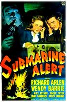 Submarine Alert - Movie Poster (xs thumbnail)