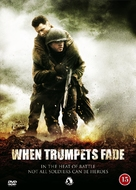When Trumpets Fade - Danish Movie Cover (xs thumbnail)