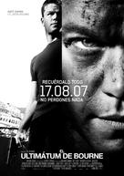 The Bourne Ultimatum - Spanish poster (xs thumbnail)