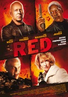 RED - Spanish Movie Poster (xs thumbnail)