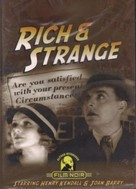 Rich and Strange - DVD cover (xs thumbnail)