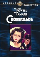 Crossroads - DVD cover (xs thumbnail)