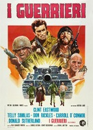 Kelly's Heroes - Italian Movie Poster (xs thumbnail)
