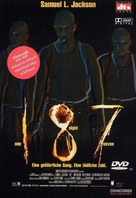 One Eight Seven - German poster (xs thumbnail)
