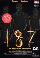 One Eight Seven - German poster (xs thumbnail)