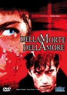 Dellamorte Dellamore - German DVD movie cover (xs thumbnail)
