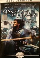 Kingdom of Heaven - Turkish DVD movie cover (xs thumbnail)