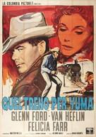 3:10 to Yuma - Italian Movie Poster (xs thumbnail)