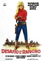 The Ballad of Josie - Spanish Movie Poster (xs thumbnail)
