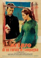 Journal d'un curé de campagne - Italian Movie Poster (xs thumbnail)