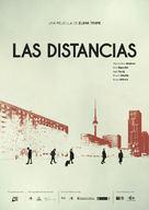 Les distàncies - Spanish Movie Poster (xs thumbnail)