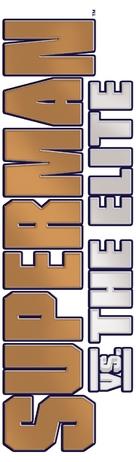 Superman vs. The Elite - Logo (xs thumbnail)
