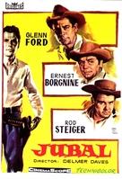 Jubal - Spanish Movie Poster (xs thumbnail)