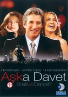 Shall We Dance - Turkish DVD movie cover (xs thumbnail)