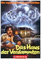 The House Where Evil Dwells - German Movie Cover (xs thumbnail)